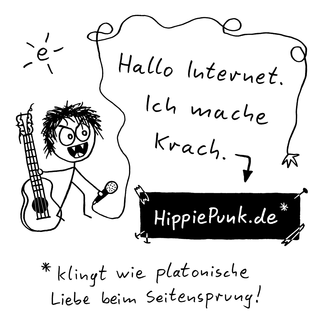 HippiePunk? | Blogpost | islieb
