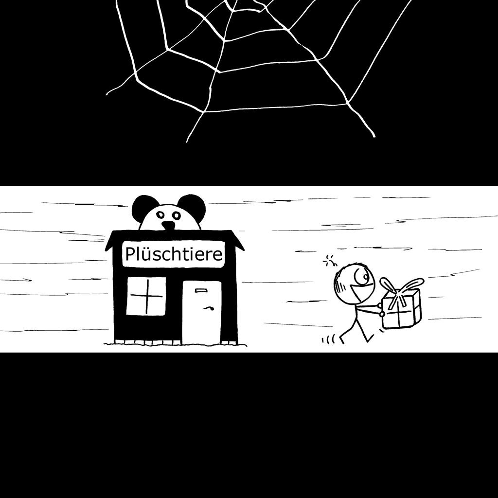 Clownspuppenspinne - islieb