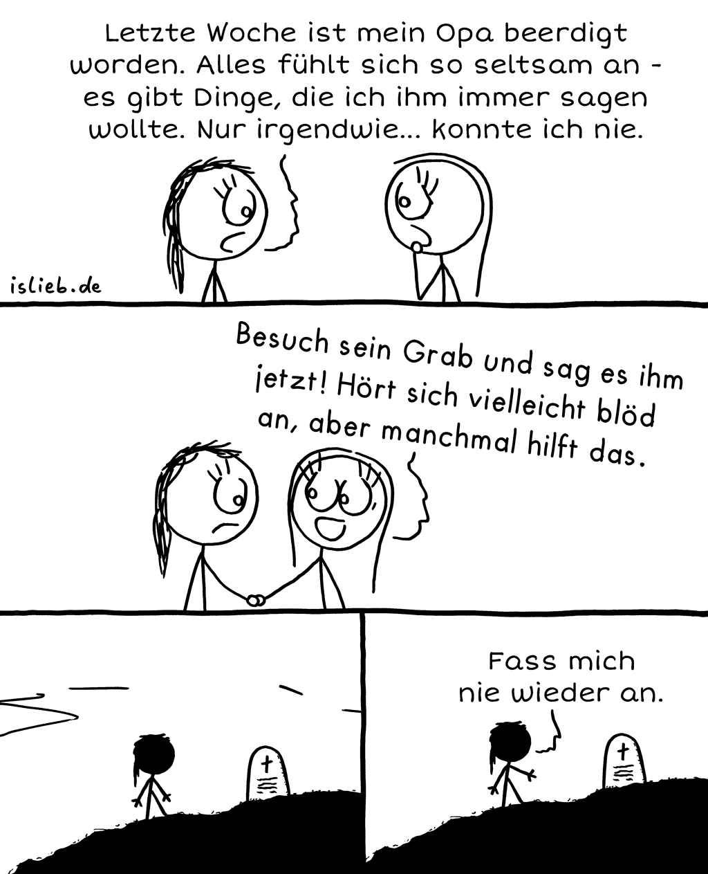 Grab | Krakelcomic | is lieb?
