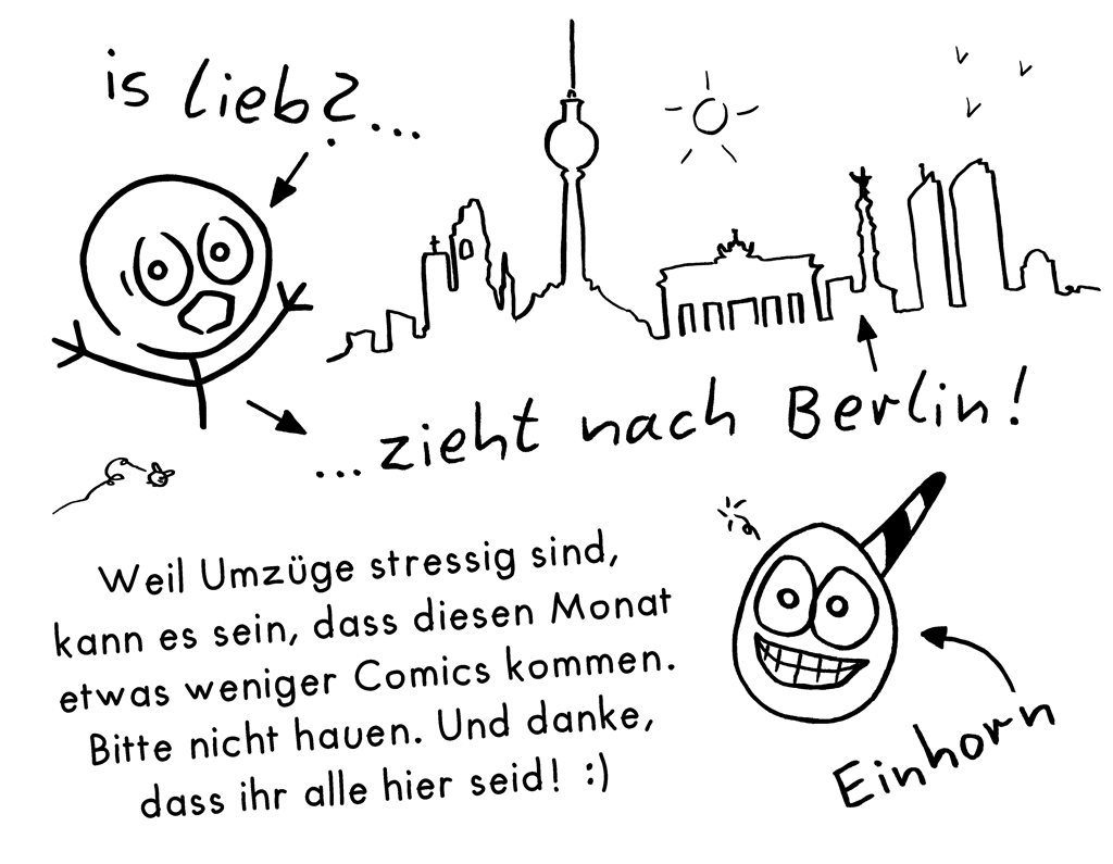 Berlin is lieb!