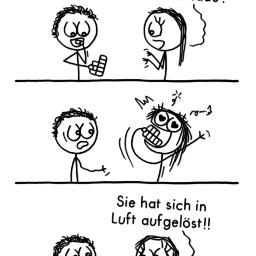 Leihen | Schokoladen-Comic | is lieb?