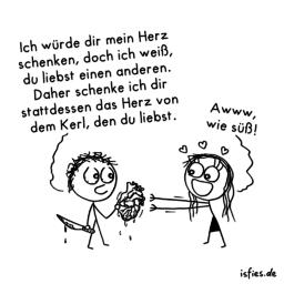 Von Herzen | Is fies!