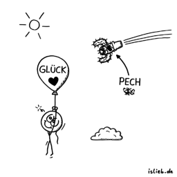 Platzproblem | Kaktus-Cartoon | is lieb?
