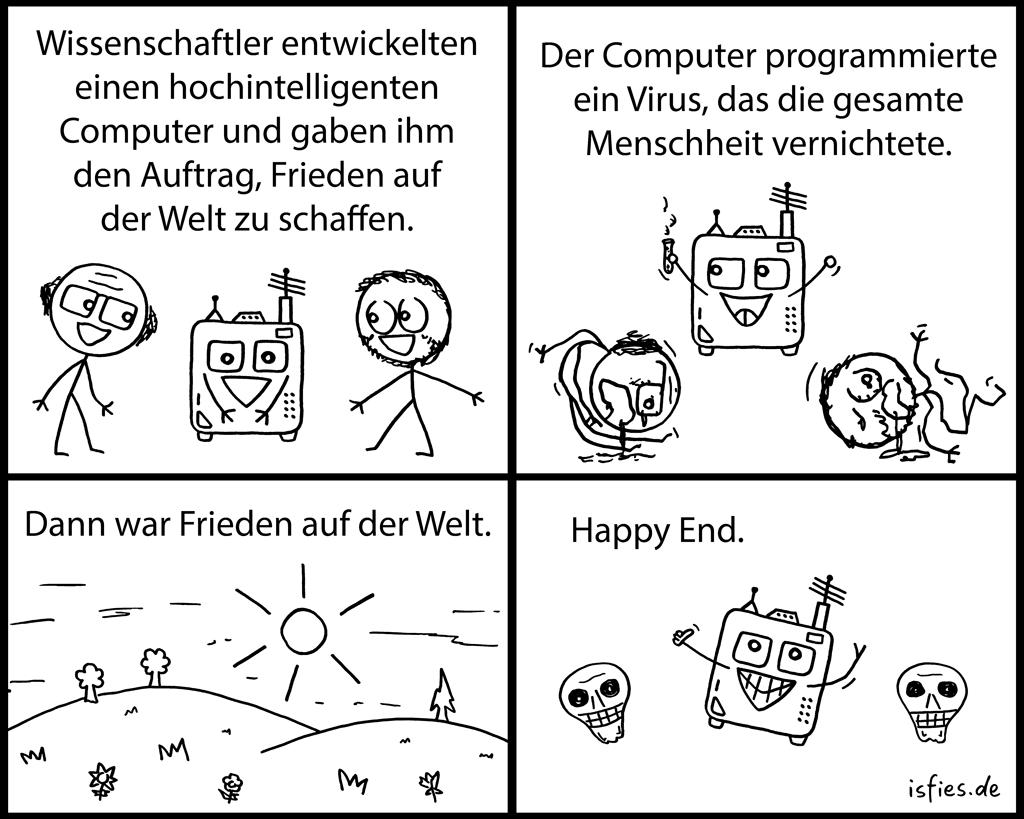 Computer | Is fies!