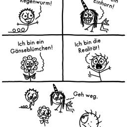 Spaßbremse | Unrealistischer Comic | is lieb?