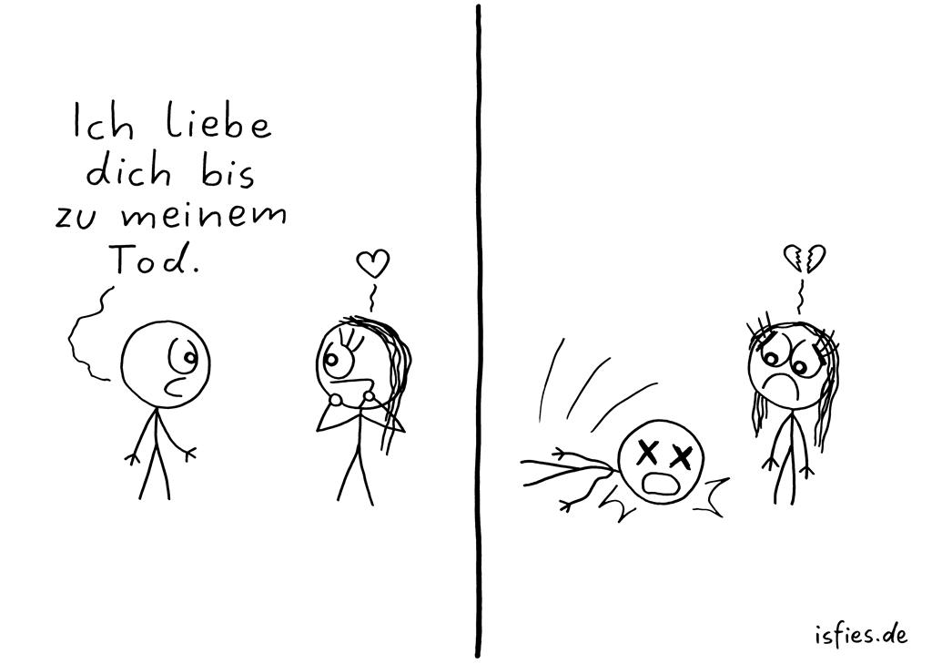 Liebe fürs Leben | Is fies!