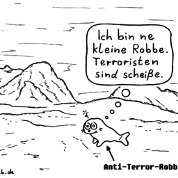 Robbe | Anti-Terror-Robbe | is lieb?
