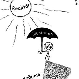 Illusionen | Comic-Träume | is lieb?