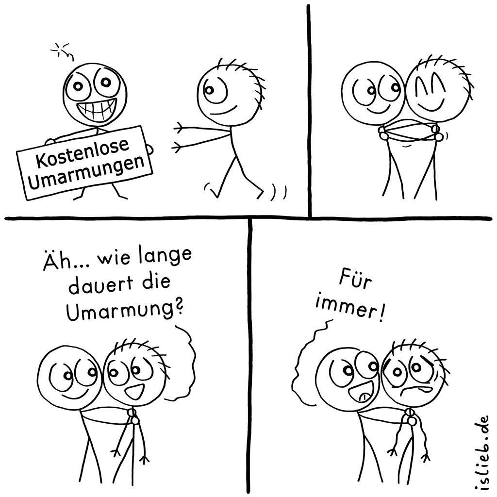 Umarmung | Free-Hugs-Comic | is lieb?