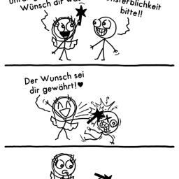 Unfähige Wunschfee | Is fies!