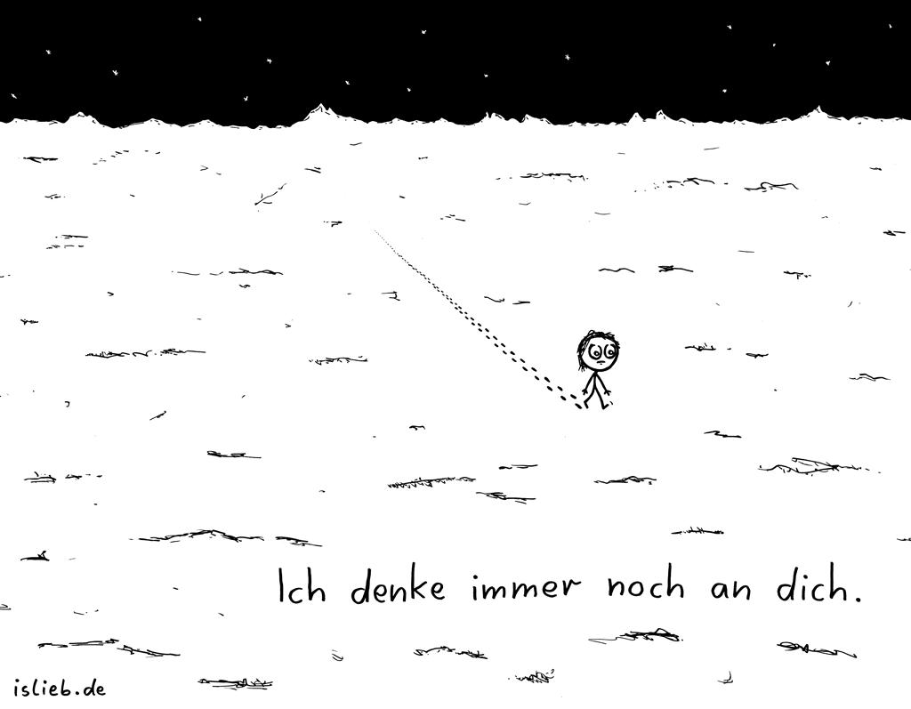 Immer noch | Kummer-Cartoon | is lieb?