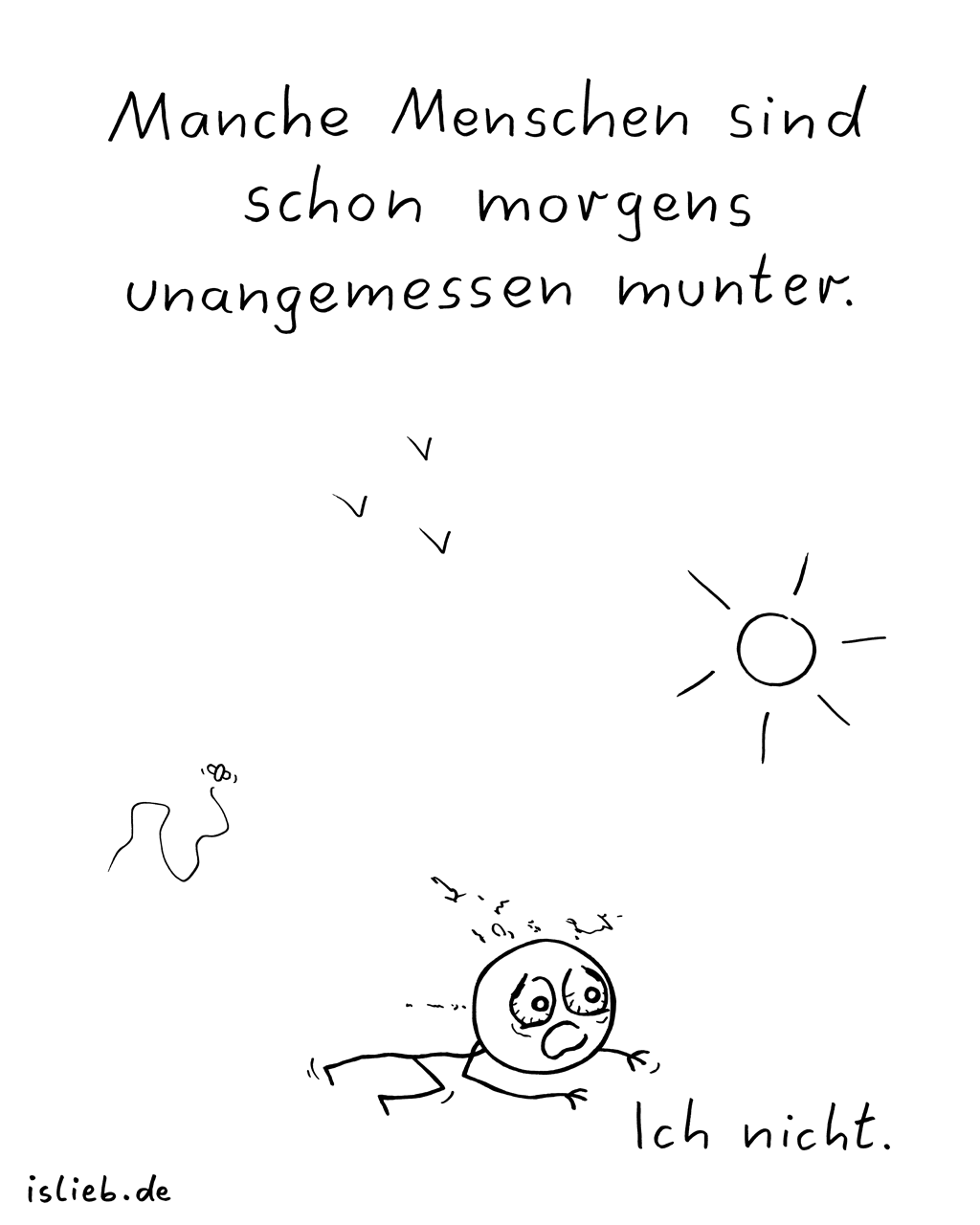 Morgens | Guten-Morgen-Cartoon | is lieb?
