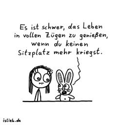 Schwer | Häschen-Cartoon | is lieb?