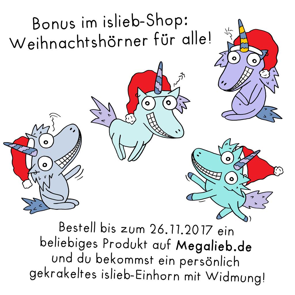 weihnachtshorn-bonus