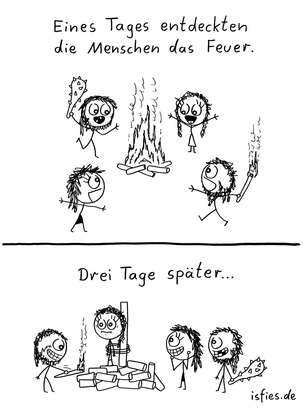 Die Menschen | Is fies!