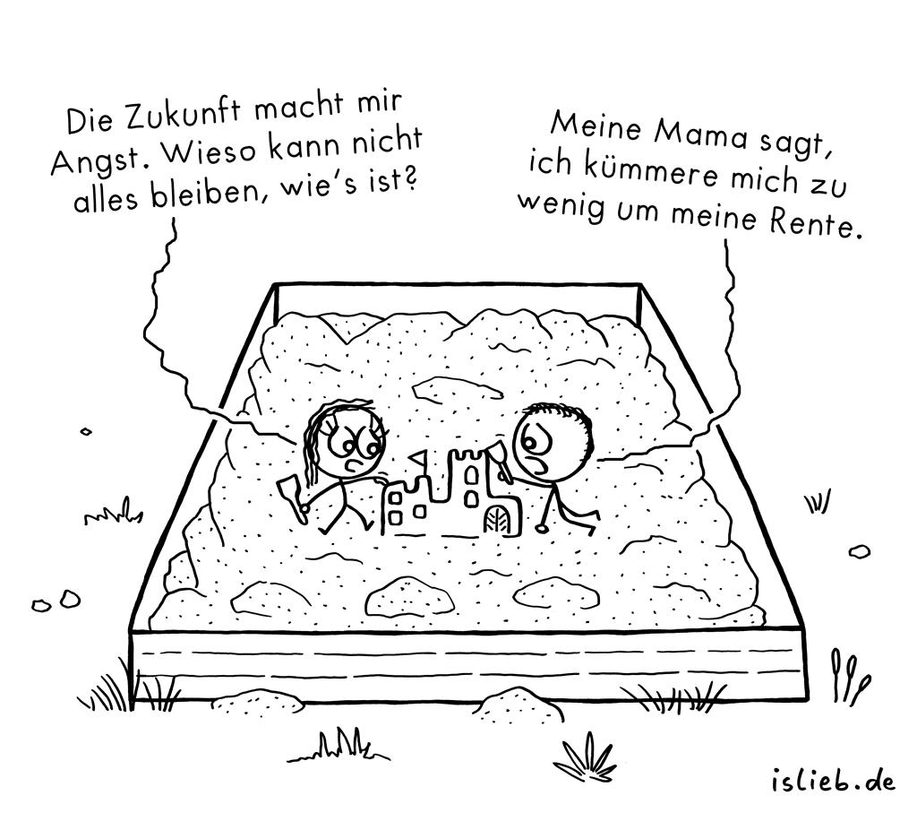 Die Zukunft | Kinder-Cartoon | is lieb?