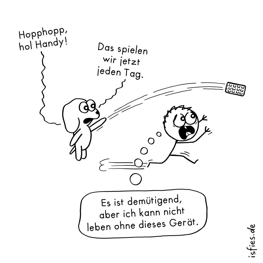 Hopphopp | Is fies!