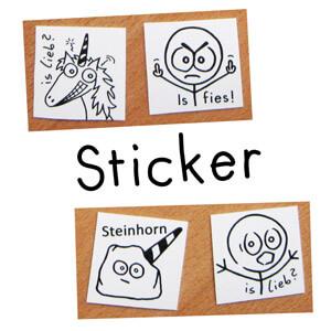 Sticker islieb