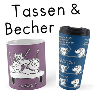 Tassen Thermosbecher islieb