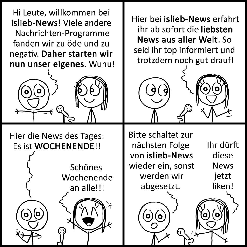 islieb-News Folge 1