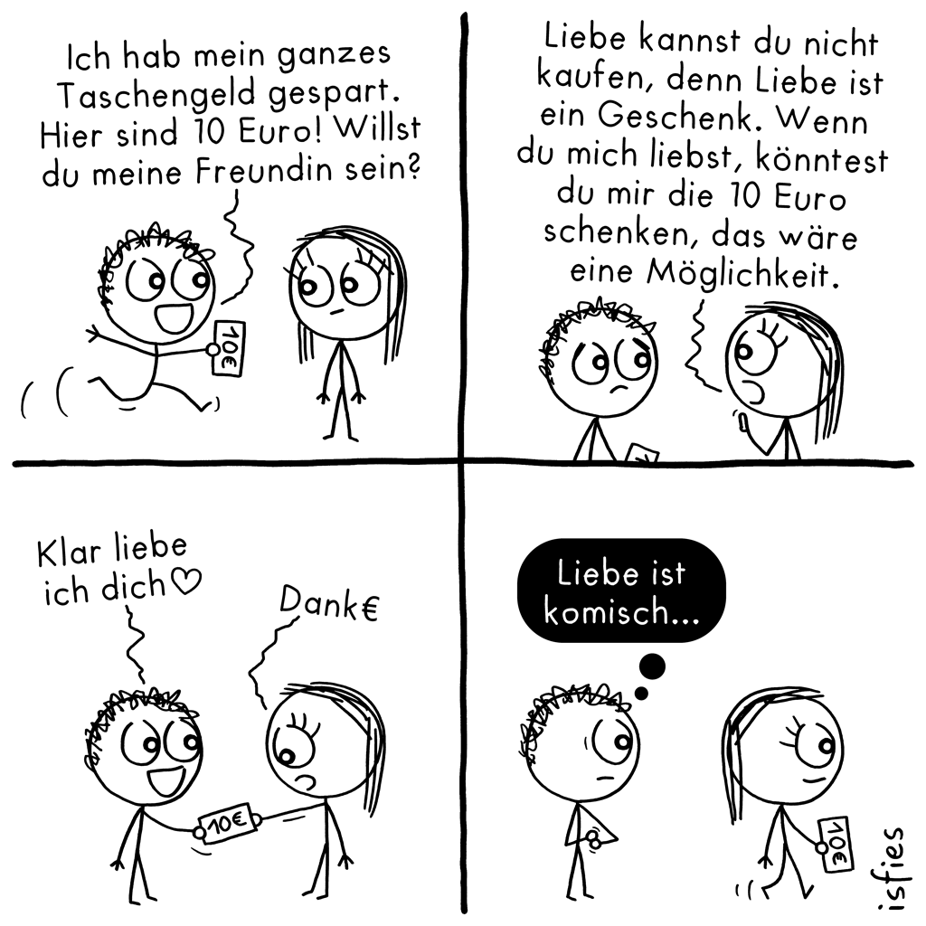Erste Liebe | isfies