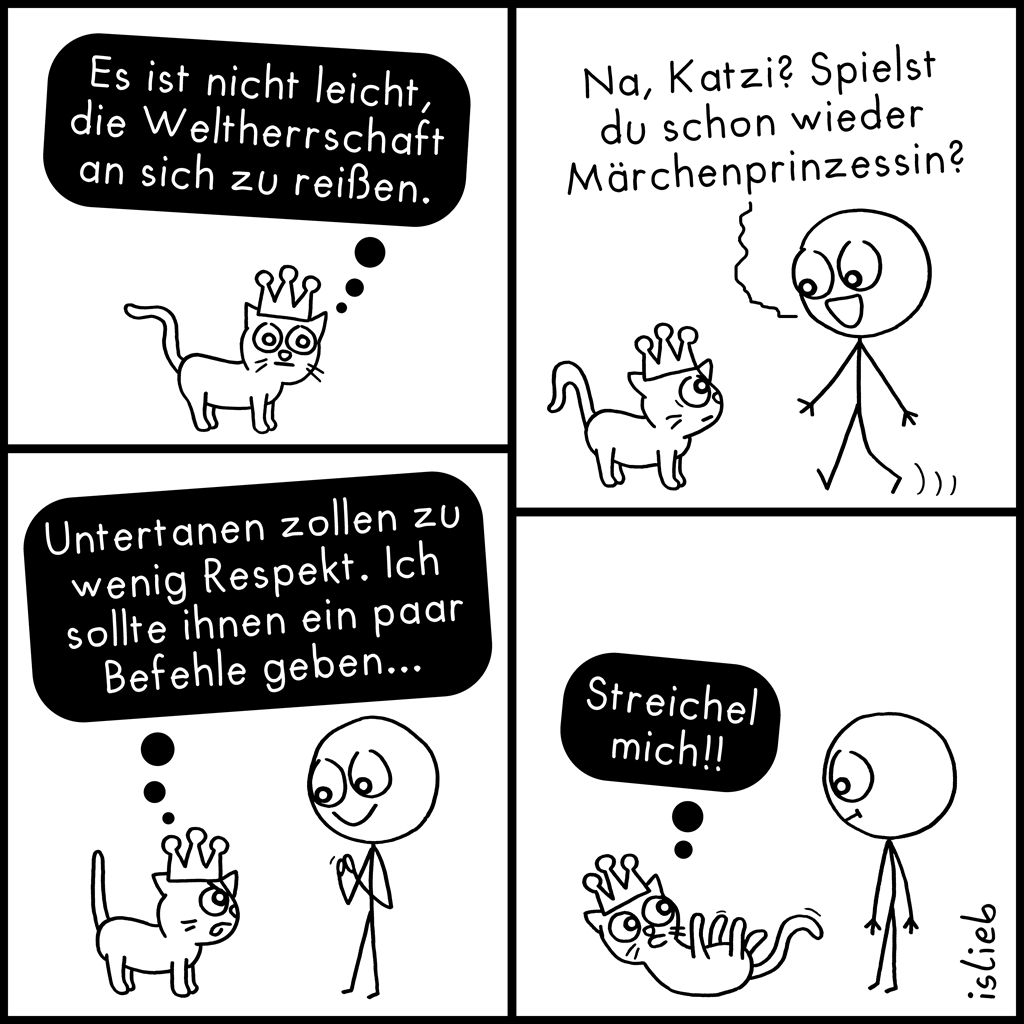 Katzi | Katzencomic | islieb