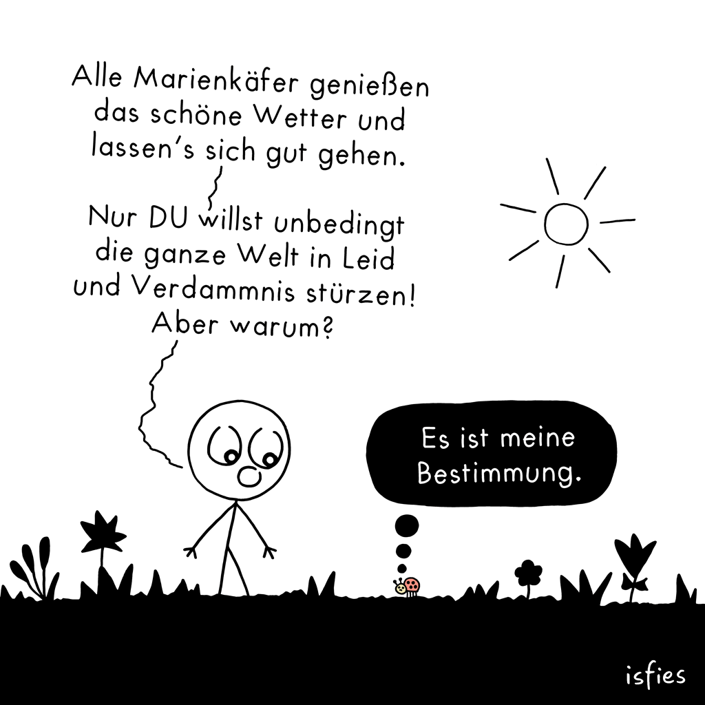 Marienkäfer | isfies