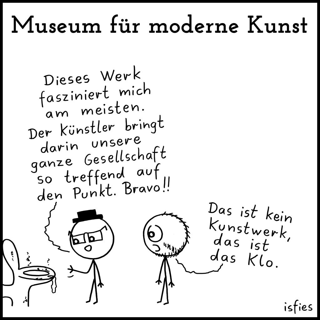 Museum für moderne Kunst | isfies