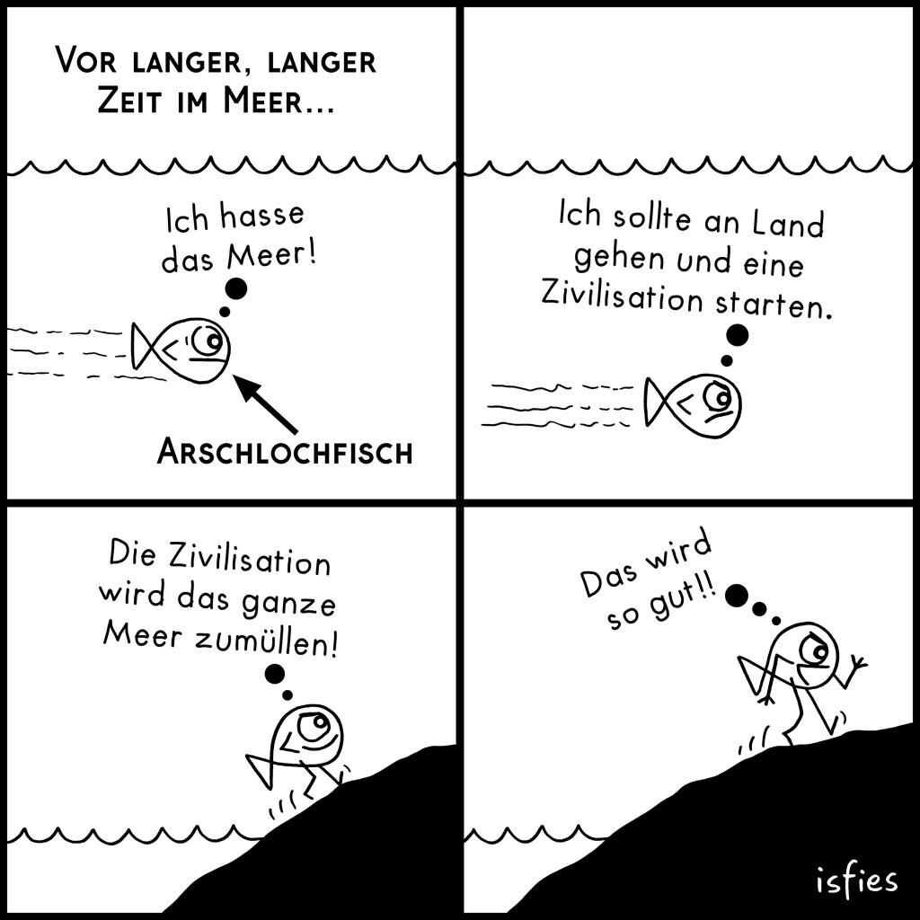 Im Meer | isfies