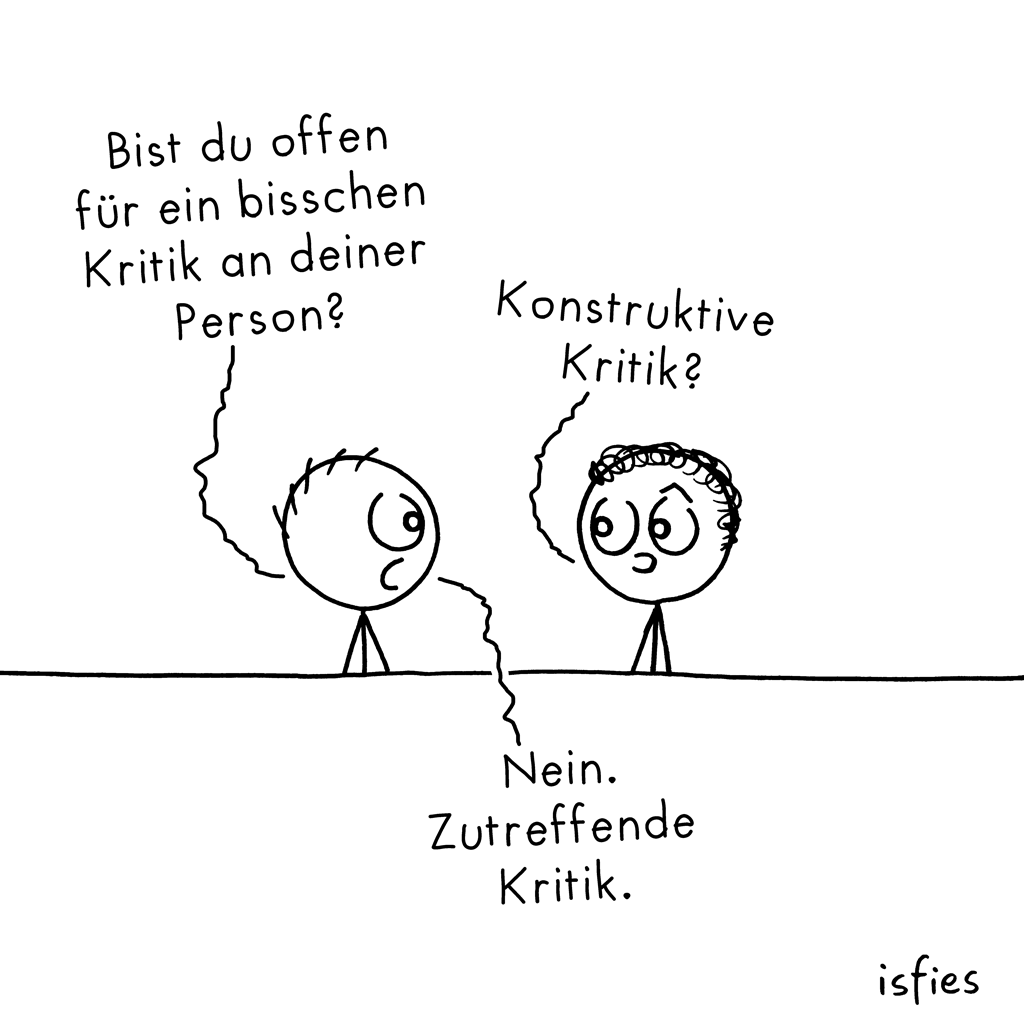 Offenheit | isfies