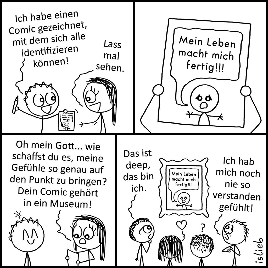 Comiczeichner | islieb